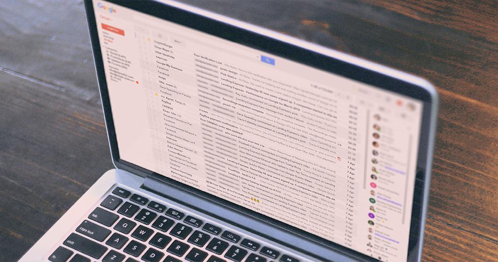 Gmail - Upgrade